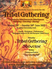 The Tribal Gathering